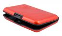 Orange Donkey Aluminium Wallet; de handige opbergportemonnee verkrijgbaar in trendy kleuren!!