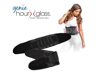 Genie Hour Glass Black Maat S