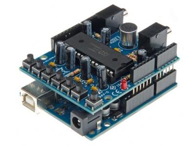 Audio Shield Voor Arduino