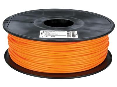 3 Mm Pla-draad - Oranje - 1 Kg