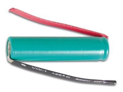 Herlaadbare Batterij Nimh Aaa-r3, 1.2v-900mah, Met Soldeerlippen