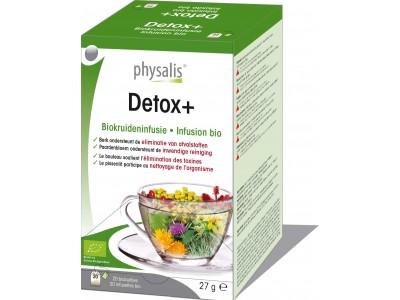 Physalis Detox+ Biokruideninfusie