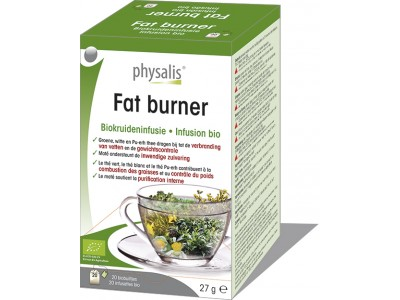 Physalis Fat Burner Bio Kruideninfusie