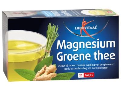 Lucovitaal Magnesium Thee (20 stuks)