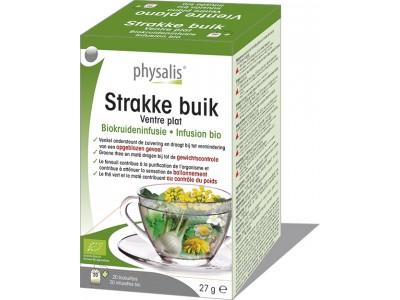 Physalis Strakke Buik Kruideninfusie