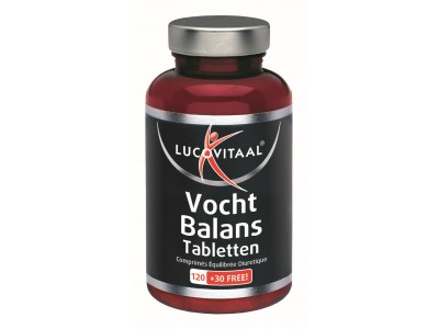 Lucovitaal Vocht balans tabletten (150 tabletten)