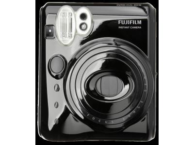 Fujifilm Instax Mini 50S Piano zwart Set