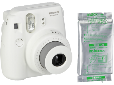 Fujifilm Instax Mini 8 Set wit