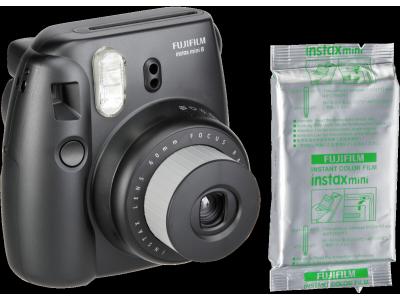 Fujifilm Instax Mini 8 Set zwart