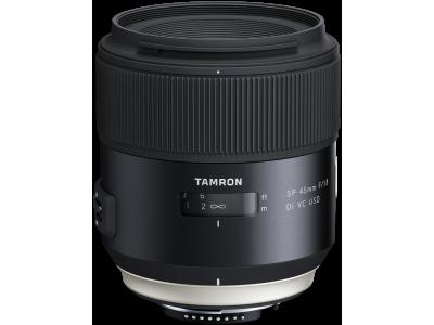 Tamron SP 1,8/45 Di VC USD  N/AF