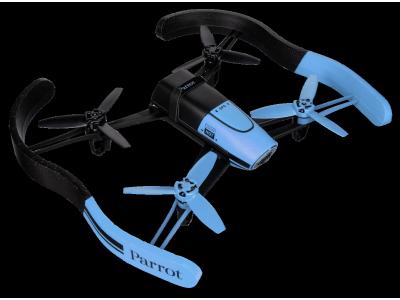 Parrot Bebop Drone 1 blauw