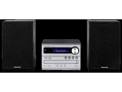 Panasonic SC-PM 250 EG-S zilver