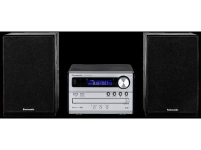 Panasonic SC-PM250BEGS zilver