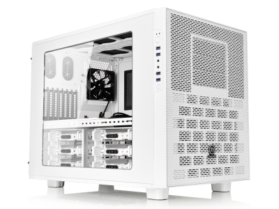 Thermaltake behuizing Core X9 Snow Edition
