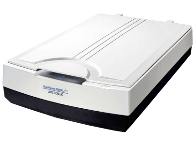 Microtek ScanMaker 9800 XL plus Zilver