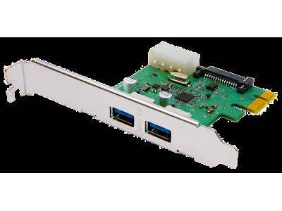 Transcend PCI-E Expansion Card USB 3.0