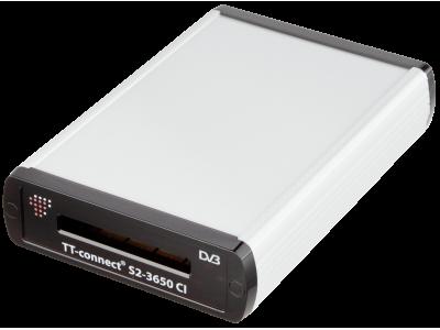TechnoTrend S2-3650 CI DVB-S 2 USB 2.0 CI geintegreerd