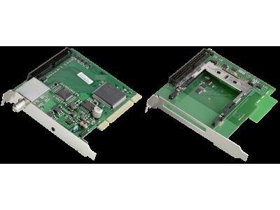 TechnoTrend S2-3200 + CI DVB-S 2 PCI + CI-Module