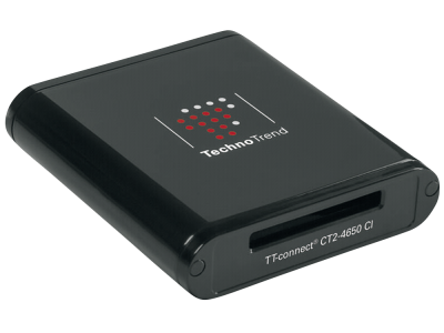 TechnoTrend connect CT2-4650 CI USB