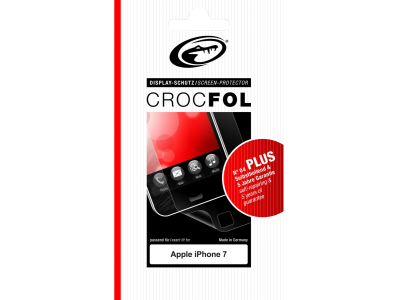 CROCFOL Plus Edge voor Apple iPhone 7