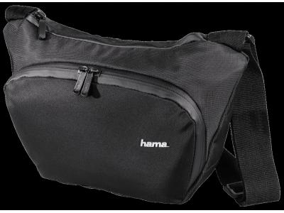Hama Citytour 120 zwart camera heuptas