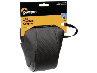 Lowepro Quick Case 120 zwart