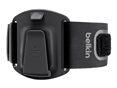 Belkin Clip-Fit Armband zwart iPhone 6/6s          F8W497btC00