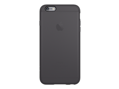 Belkin Grip Candy SE Case zwart iPhone 6/6sPlus F8W606btC05