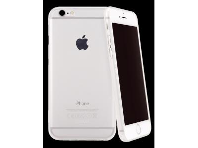 CASEual flexo slim iPhone 6S helder