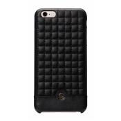 SENA Cases Isa Quilted Snap On iPhone 6 / 6s zwart