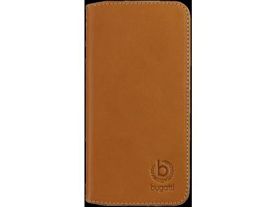 bugatti Booklet Case Oslo cognac voor Samsung Galaxy S7