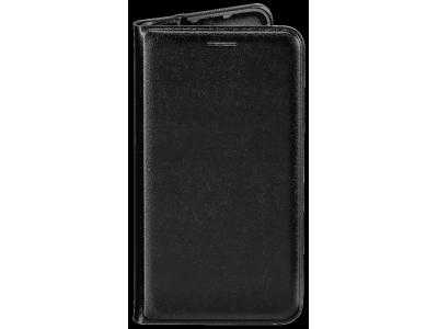 Samsung Flip Wallet voor Galaxy J1 2016 zwart