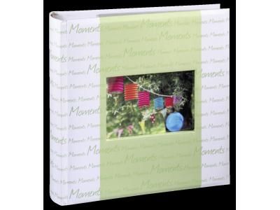 Hama Memoalbum La Vida     10x15 200 foto's lentegroen    10623