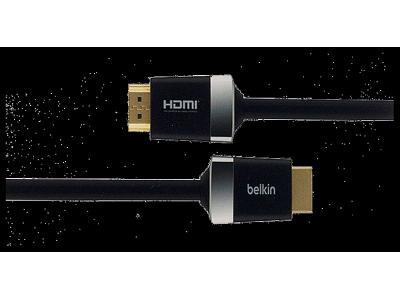 Belkin High Seed HDMI kabel met ethernet 3 m zwart AV10150bf3M