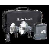Elinchrom ELB 400 dual Pro to go