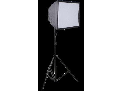 walimex Daglicht-Set 720 met Softbox, 45x65cm