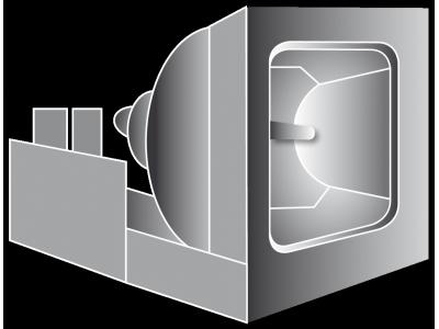 Epson ELPLP42 vervangingslamp