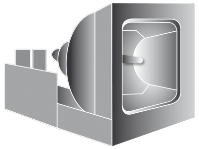 Epson lamp ELPLP09 vervangingslamp