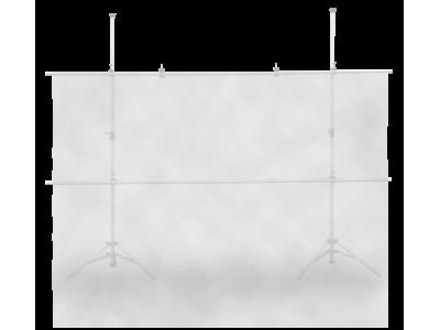 walimex Diffuserstof, 300x300cm