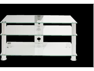 Schnepel AS 91 S TV Rack glas helder