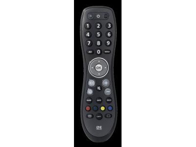 One voor All Simple 2 Universele afstandsbed. URC 6420
