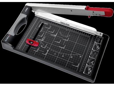 Olympia G 3310 DIN A4 papiersnijder hendel
