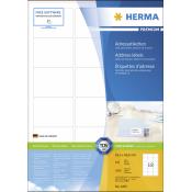 Herma Prem. Adr.Etik.  63,5x46,6 100 Vel DIN A4 1800 stuks 4265