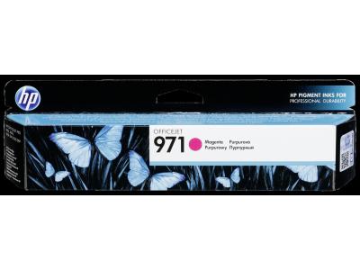HP CN 623 AE Inktpatroon magenta nr. 971