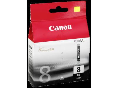 Canon CLI-8 BK Zwart