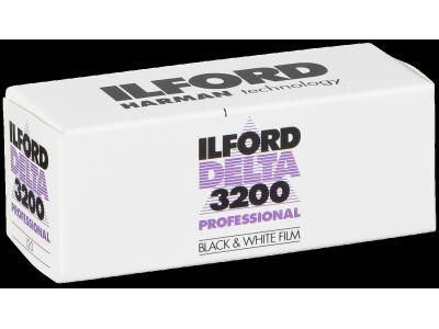 1 Ilford 3200 Delta   120