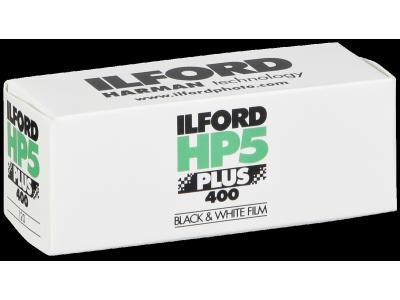 1 Ilford HP 5 plus    120