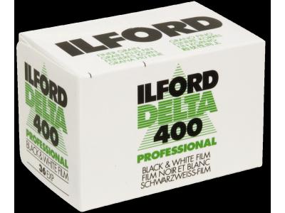 1 Ilford 400 Delta prof.135/36