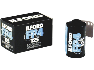 1x50 Ilford FP-4 plus   135/36