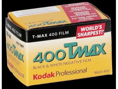 1 Kodak TMY 400         135/36